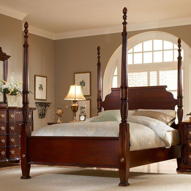 Traditions Interior Design Wichita: Lasting Traditions Poster Bed In 2019