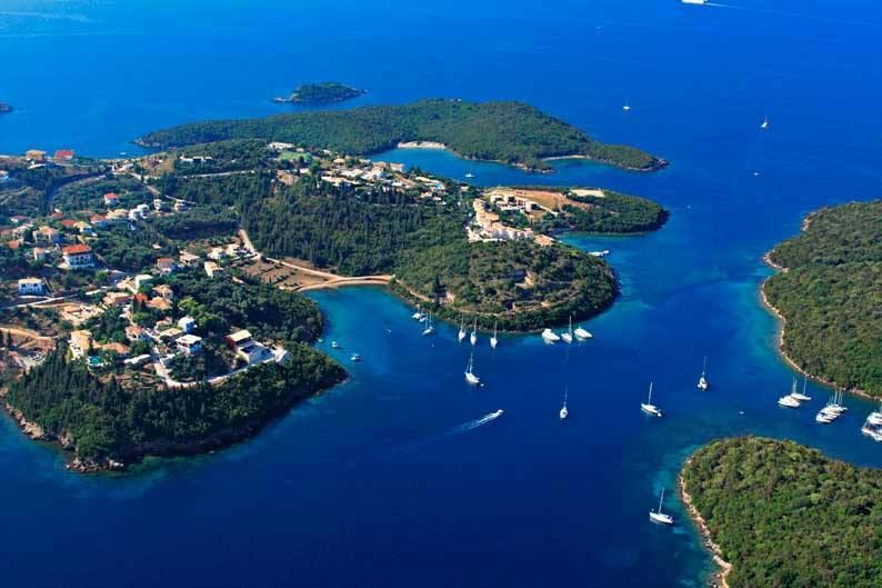 Sivota. One of the most Beautiful Places in Greece  Crystal Waters, Islets, White Beaches and Green Hills.