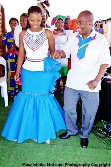 South African Wedding, Traditional Weddings, Makoti le Abuti ...