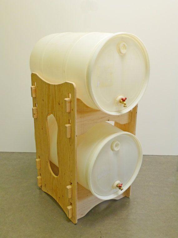 Water Barrel Storage Rack Barrels Freightcenter Diy Freight