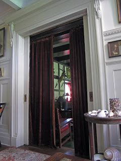 Exceptionnel Charles H. Coster House. Tuxedo Park, NY. Portieres (door Curtains)