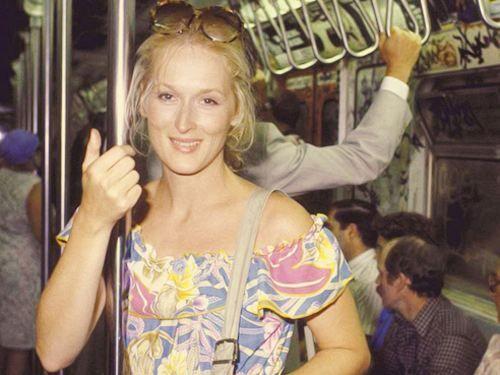 The Streep.