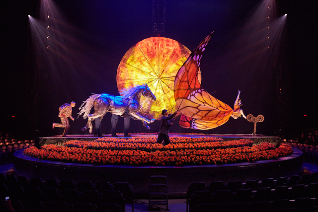 Just Happiling Cirque Du Soleil S Luzia Coming To Atlanta Ga This Fall 2017 Exclusive Ticket Pre Sale Starts Today Cirque Du Soleil Cirque The Greatest Show