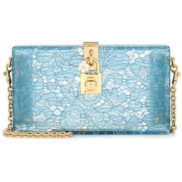 Dolce Box lace clutch Dolce & Gabbana b0Cw9rQo