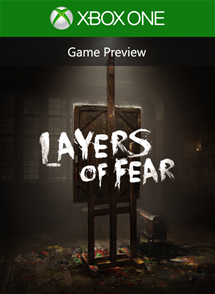 Xbox One Games Layers Of Fear Fear Game Xbox One Games
