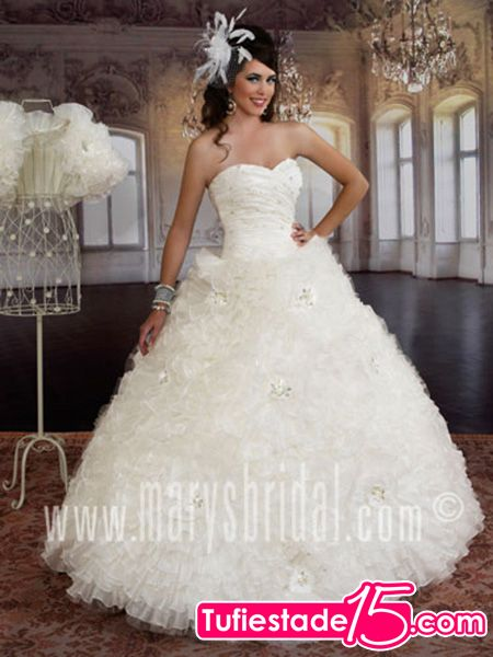 """PRINCESS"" by MARY'S BRIDAL - MODELO 753"