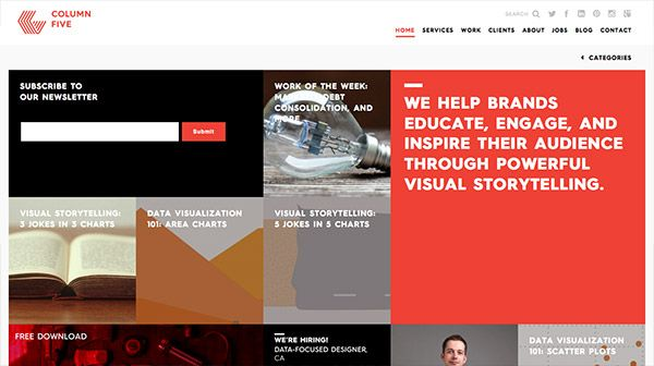 Modular Grid Layouts Tutorial 20 Excellent Website Examples