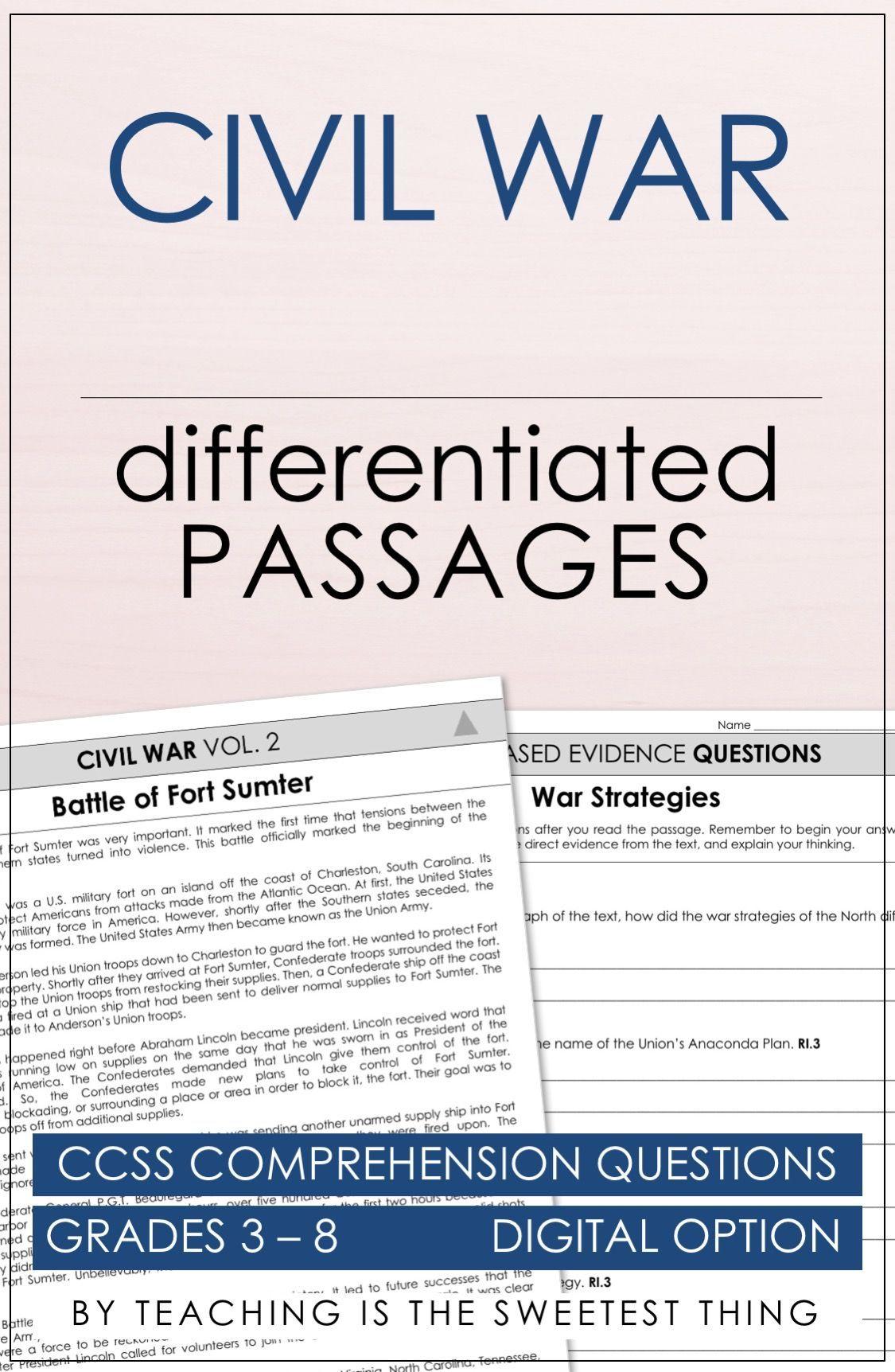 Civil War Passages Vol 2