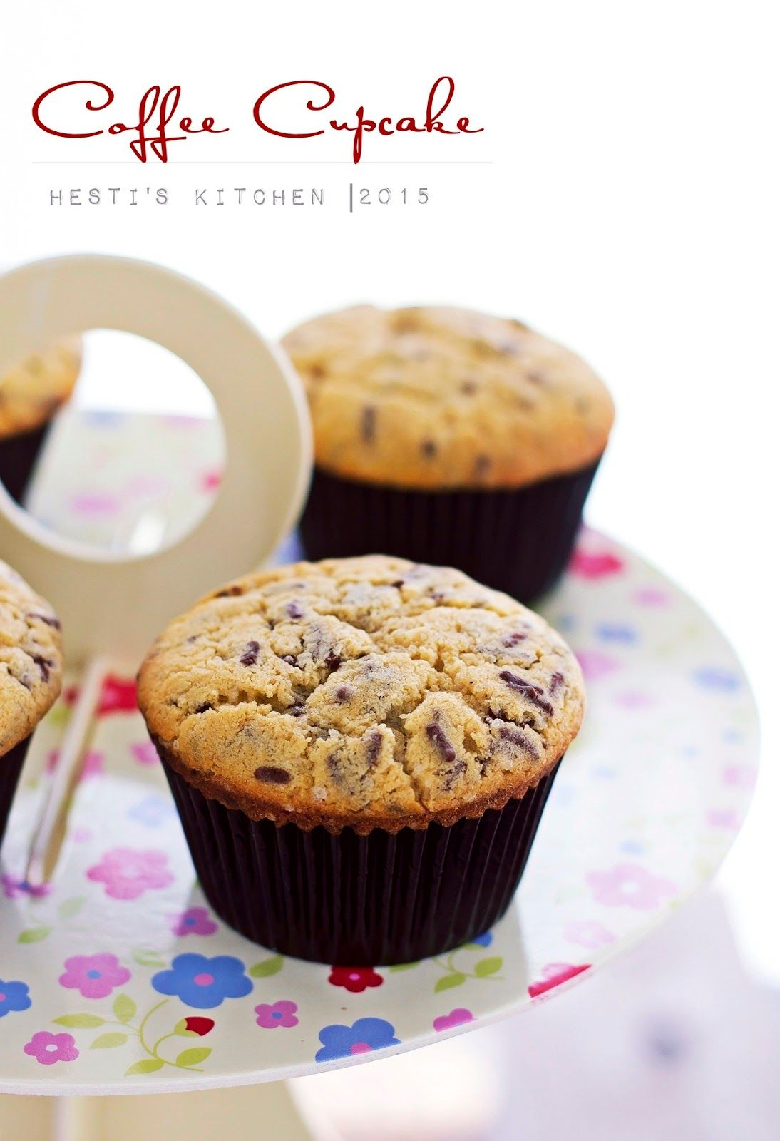 Coffee Cupcake Kue Lezat Makanan Resep Kue