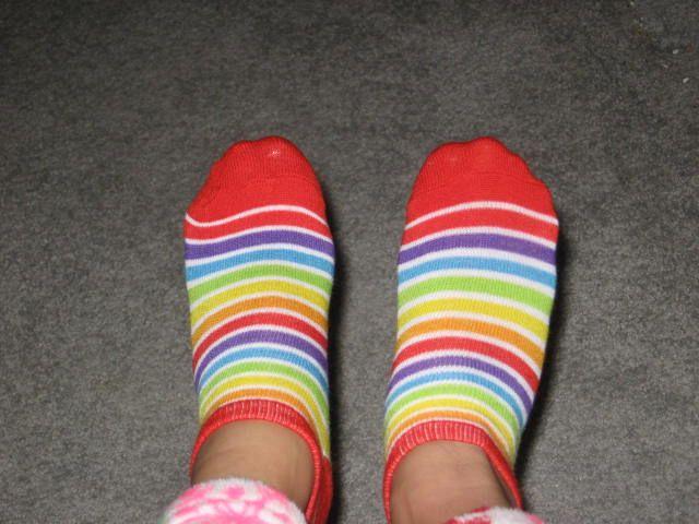colorful socls