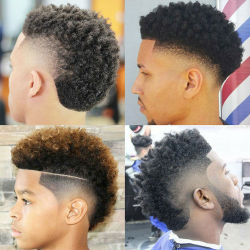 30 Cool Black Men Haircuts 2016 African American Hairstyles Trend For Women And