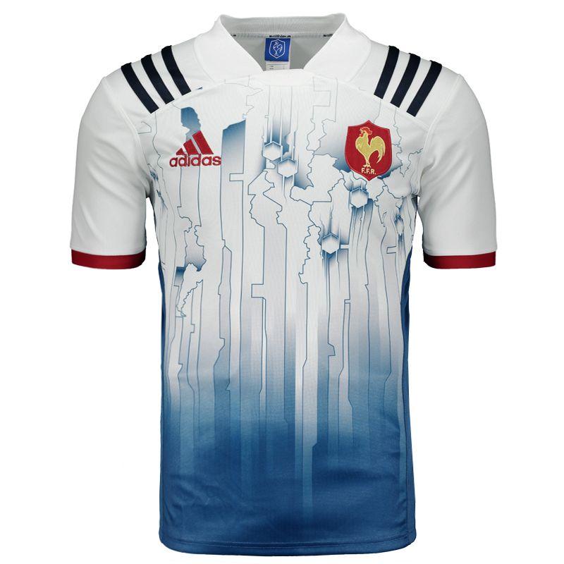 Camisa Adidas França Rugby Authentic Somente na FutFanatics você compra  agora Camisa Adidas França Rugby Authentic por apenas R  399.90. Rugby. a3817a91d5948