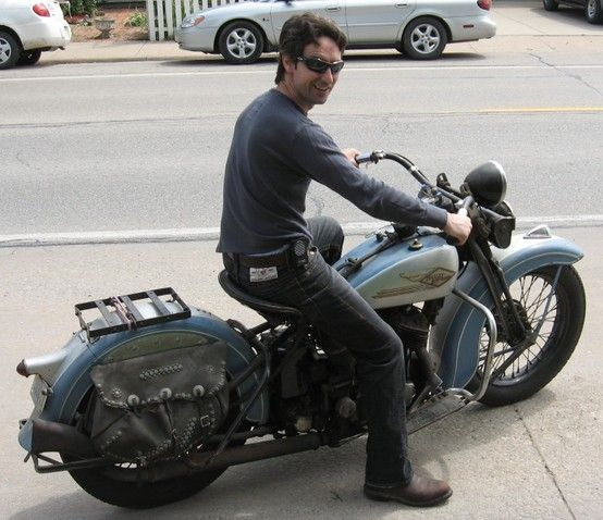 """Yamaha Sr400 For Sale >> Mike Wolfe from """"American Pickers"""" 