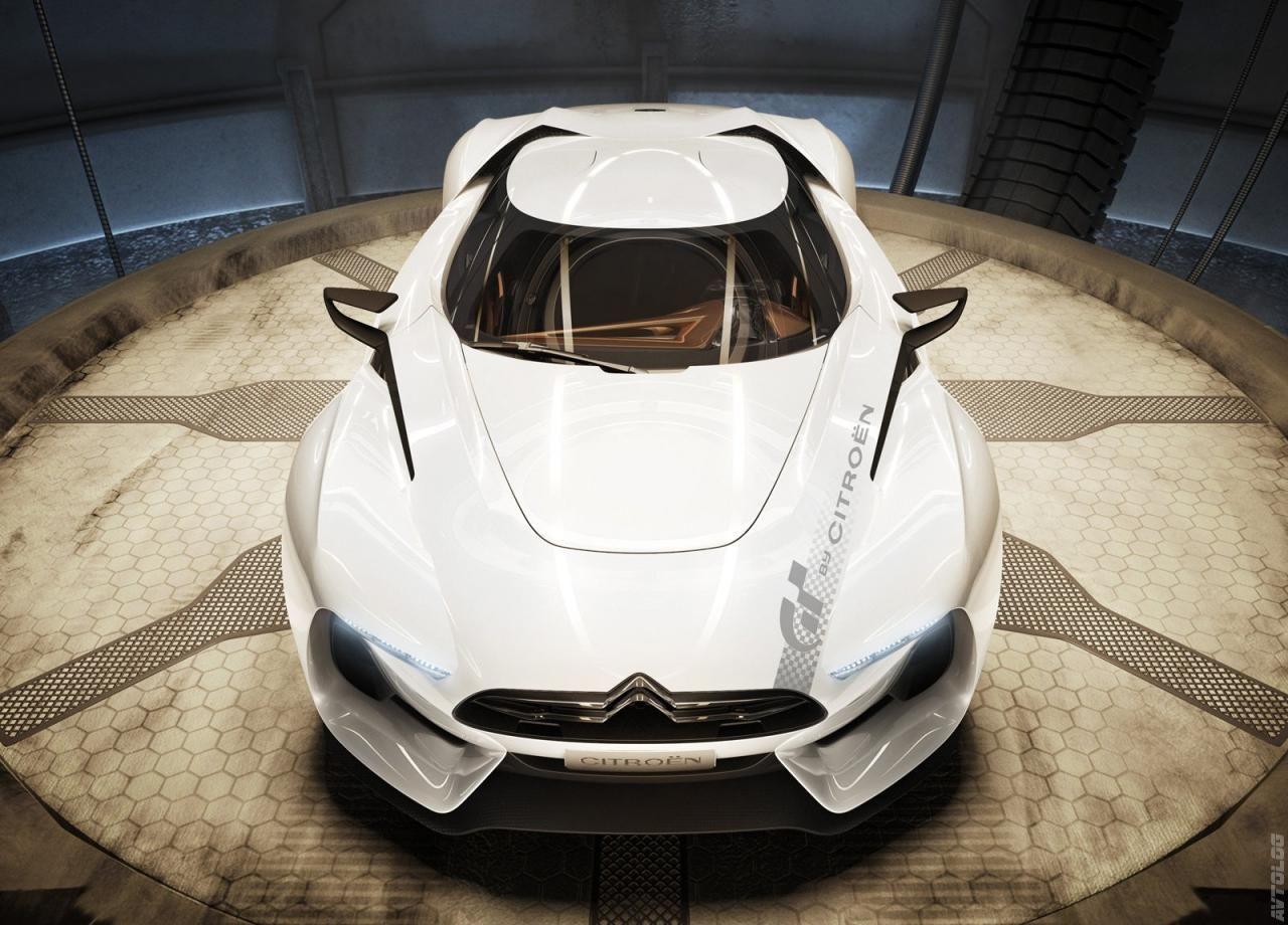 Citroën GT Concept Car