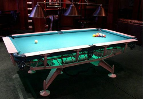 Cool Modern Pool Tables | Pool Table Accessories | Pinterest ...