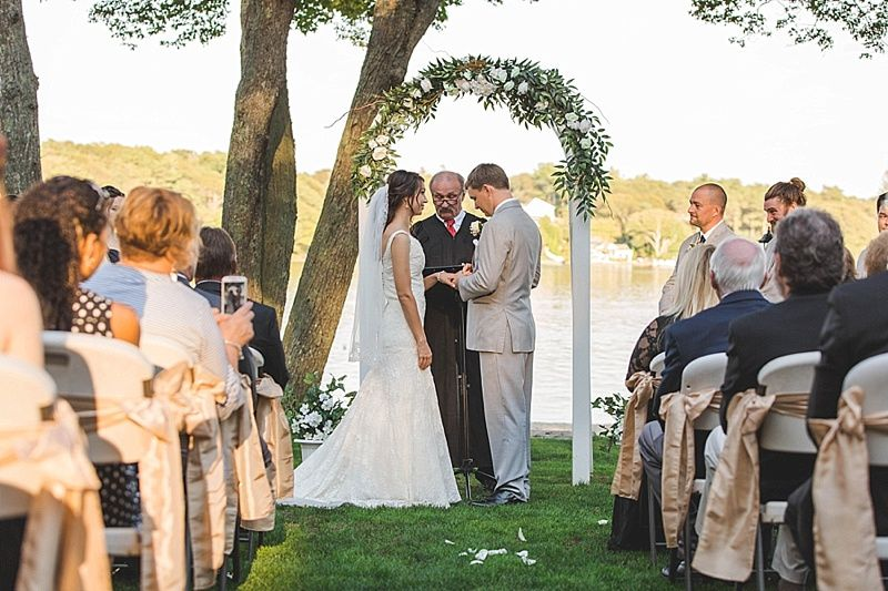 Story Of A Fall Wedding At Bournedale Function Facility In Plymouth Ma Told Through Photography
