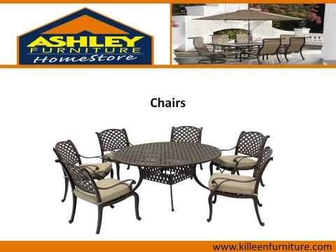 Ashley Furniture HomeStore Is One Stop Shop To Buy Patio Furniture In  Killeen TX. The Furniture Store Offers A Wide Range Of Stylish And  Comfortable Patio ...
