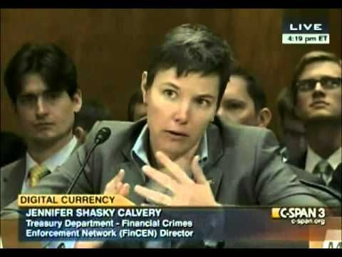 Congress hearing on cryptocurrency