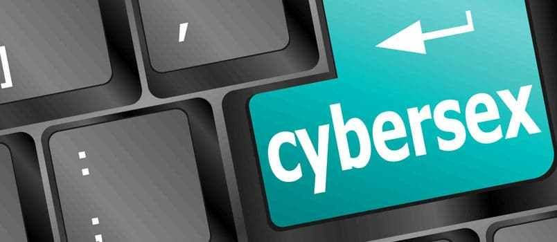 is cybersex considered cheating