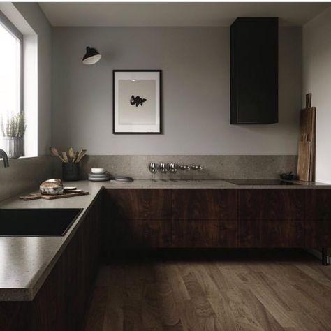 Kitchen Ideas Diy House Indoor Organization Home Design Cook Shelving Backsplash Oven Desk De In 2020 Kitchen Design Small Kitchen Interior Modern Kitchen