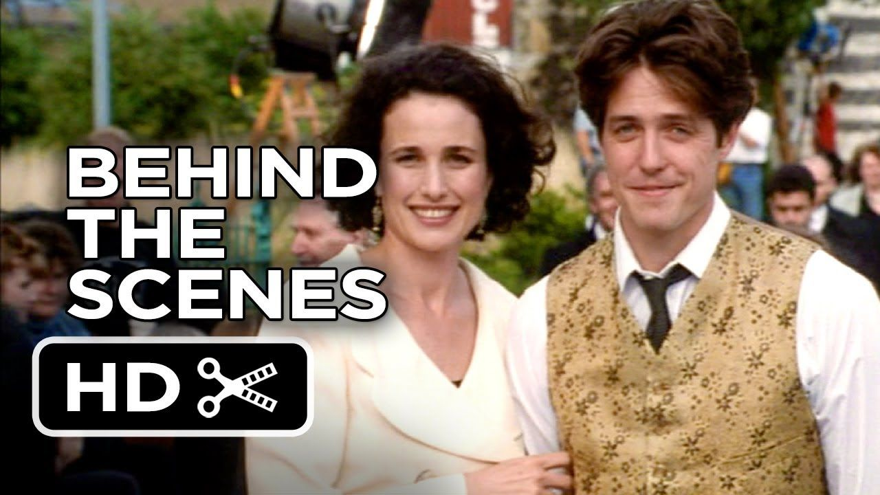Four Weddings and a Funeral Behind The Scenes - Teasers (1994) - Hugh Gr...