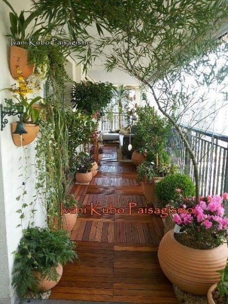 Idee per utilizzare un balcone lungo e stretto for Idee arredo balcone
