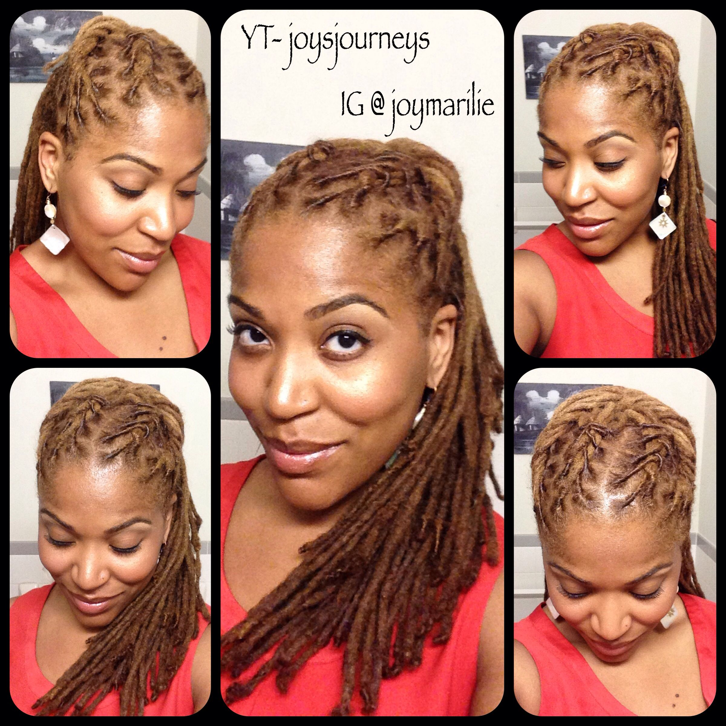 I Wore My Go To Style Again Today The Tutorial For This Is On My