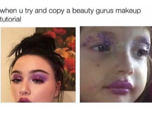 21 Things People Who Love Makeup, But Suck At It, Will Understand