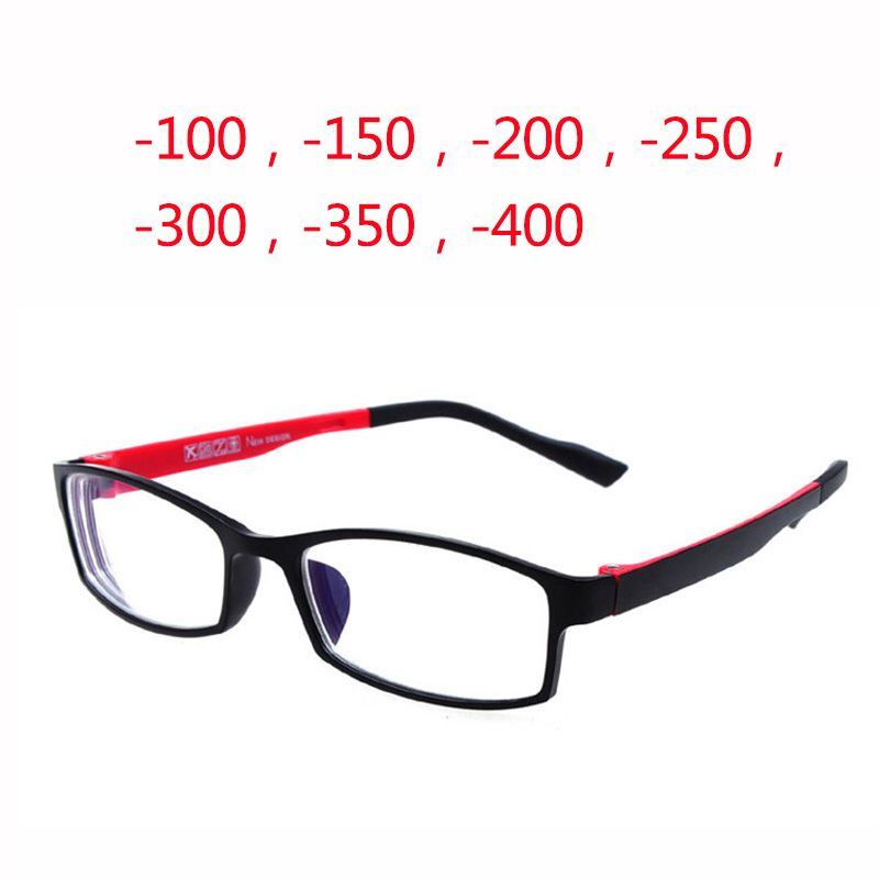 25e98edc0b8 Hot Super light Myopia Glasses Men Women Optical Eyeglasses