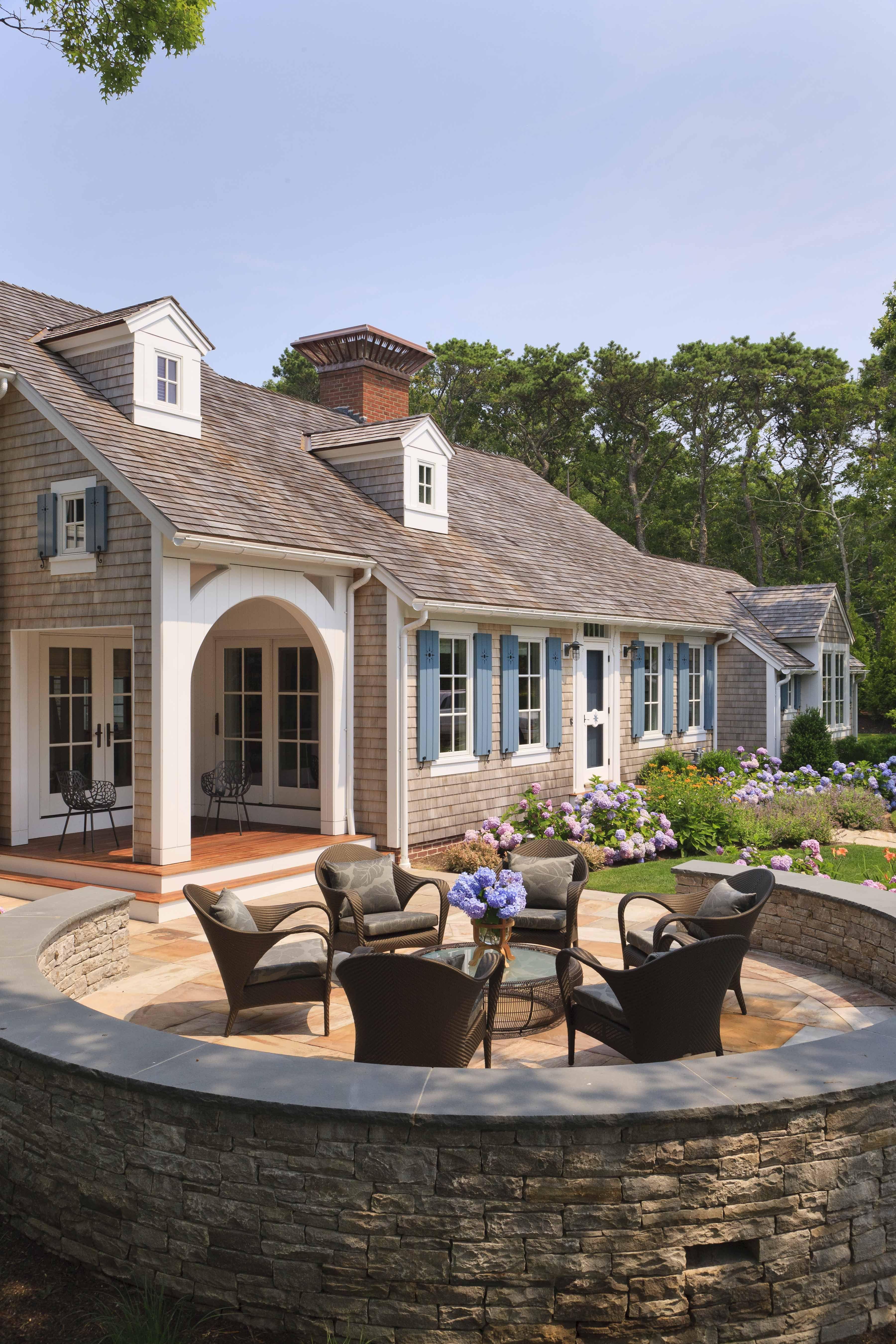 Polhemus Savery Dasilva Www Psdab Com House Exterior Patio Design Porch Styles