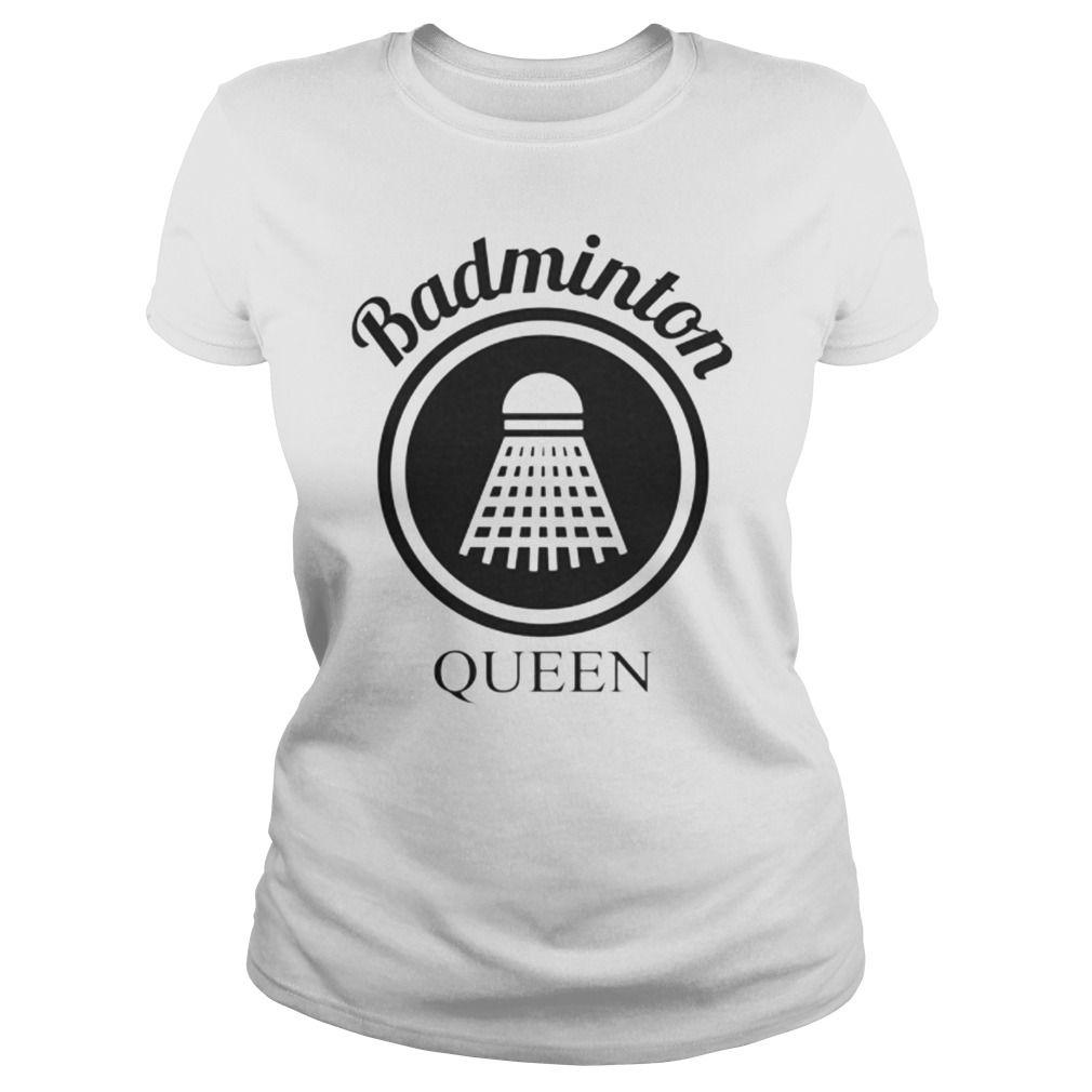 9bed5594 Awesome Badminton T-Shirt | Badminton/Baddy | Badminton shirt, Badminton t  shirts, T shirt