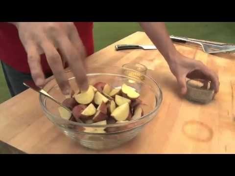 Grill Skills - Grill-Roasting Potatoes   Weber.com