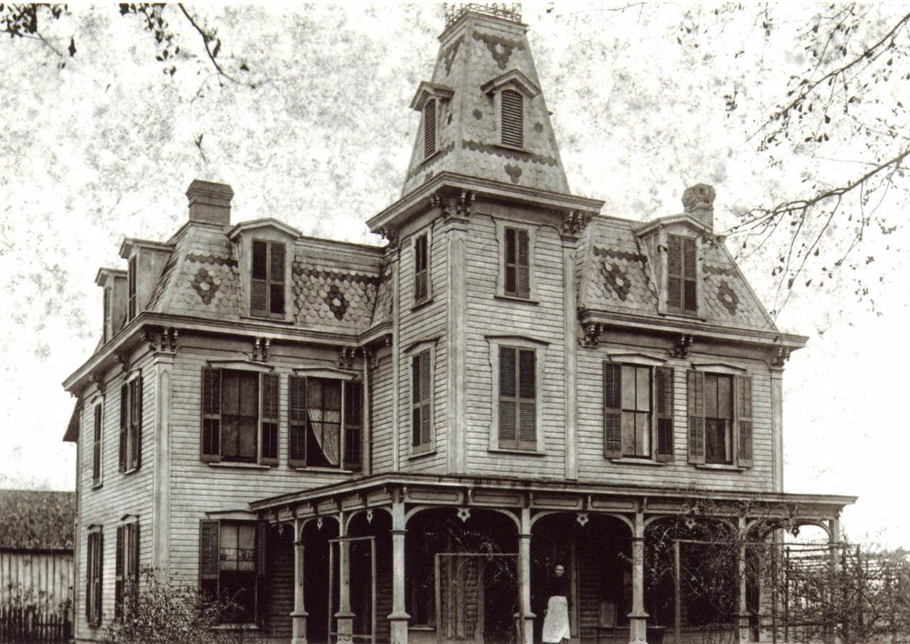 History blog A history of the Baird Mansion and the Baird