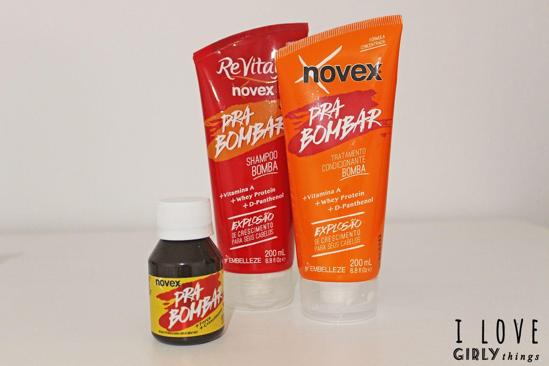 Review imagens) Shampoo e condicionador