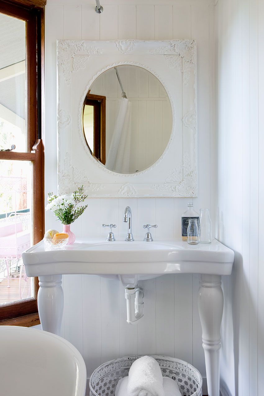 Small Queenslander Bathroom how this classic queenslander was lovingly restored | queenslander