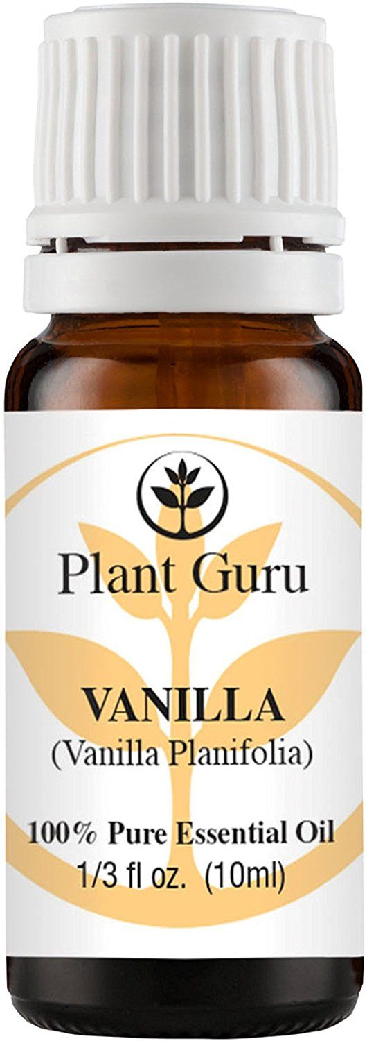Vanilla (10 Fold) Essential Oil. 10 ml. 100% Pure, Undiluted, Therapeutic Grade. * For more information, visit now : vanilla essential oil