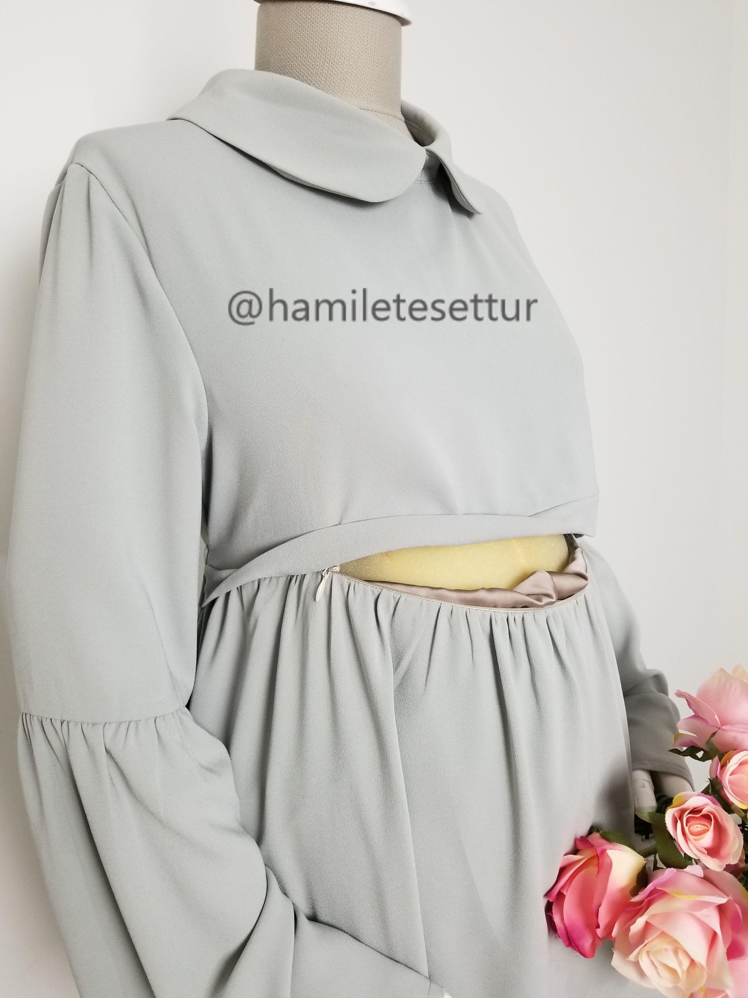 Hamile Tesettur Emizren Anne Maternity Hijab Tesettur Abiye Modelleri 2020 Abiye Emizren Hamile Hijab Maternity Tese 2020 Moda Stilleri Moda Trendler