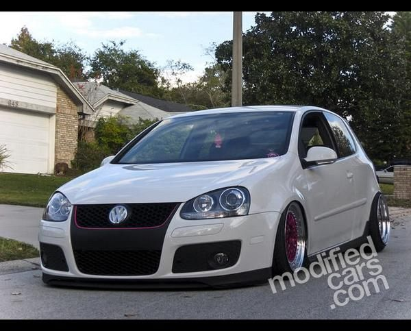Modified Vw Golf Gti Mk5 Pictures With Images Vw Golf Gti