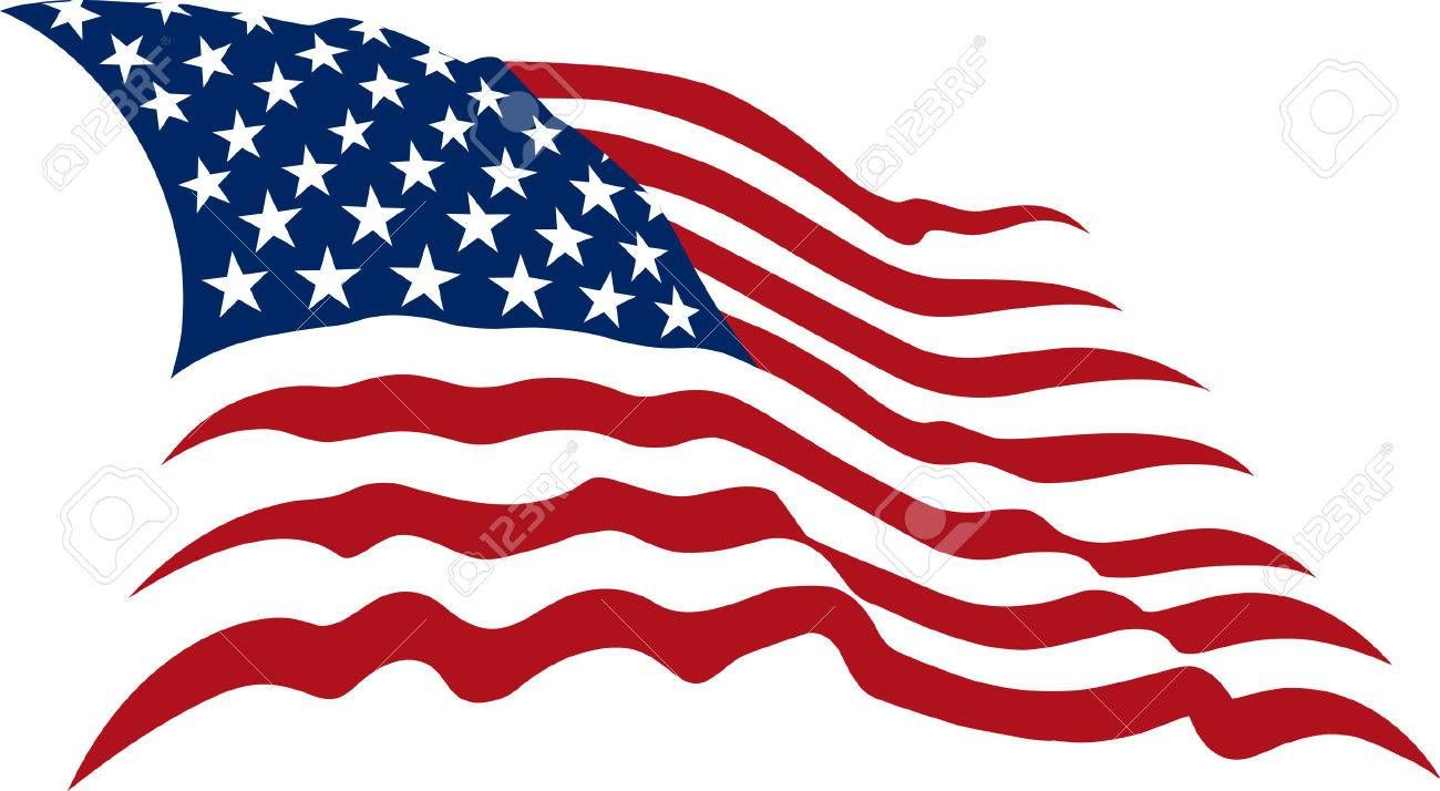 Google Image Result For Https Previews 123rf Com Images Sharpner Sharpner1412 Sharpner141200025 35024177 Waving Patriotic Images Clip Art Red And White Flag