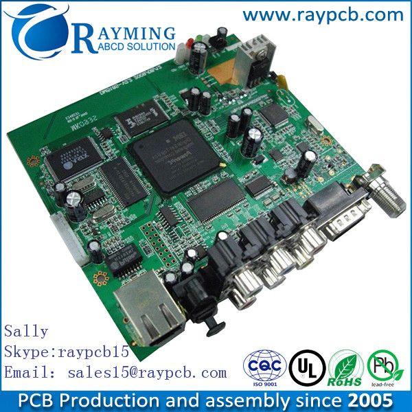 printed circuit board layout, printed circuit board kit
