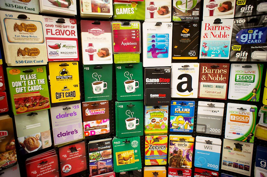 The Great Gift Card Dilemma | Free gift cards, Gift and Card ideas