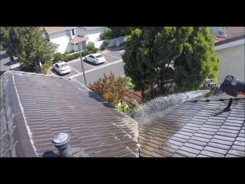 Certified Softwash Tile Roof Cleaning In Fremont Ca Roof Cleaning Roof Fremont
