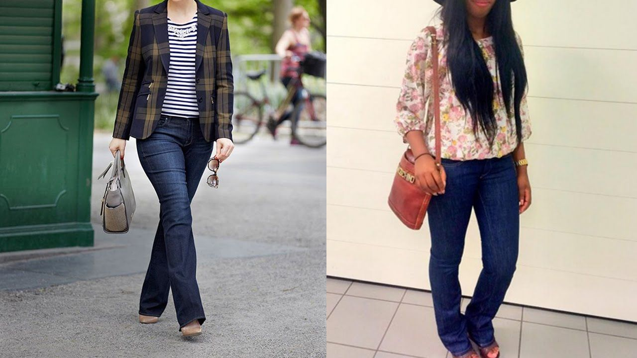 58292ca8ef2 Ways To Wear Bootcut Jeans Womens Bootcut Jeans - 20 Style Tips On How To  Wear