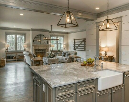 Muted elegance houzz home decor