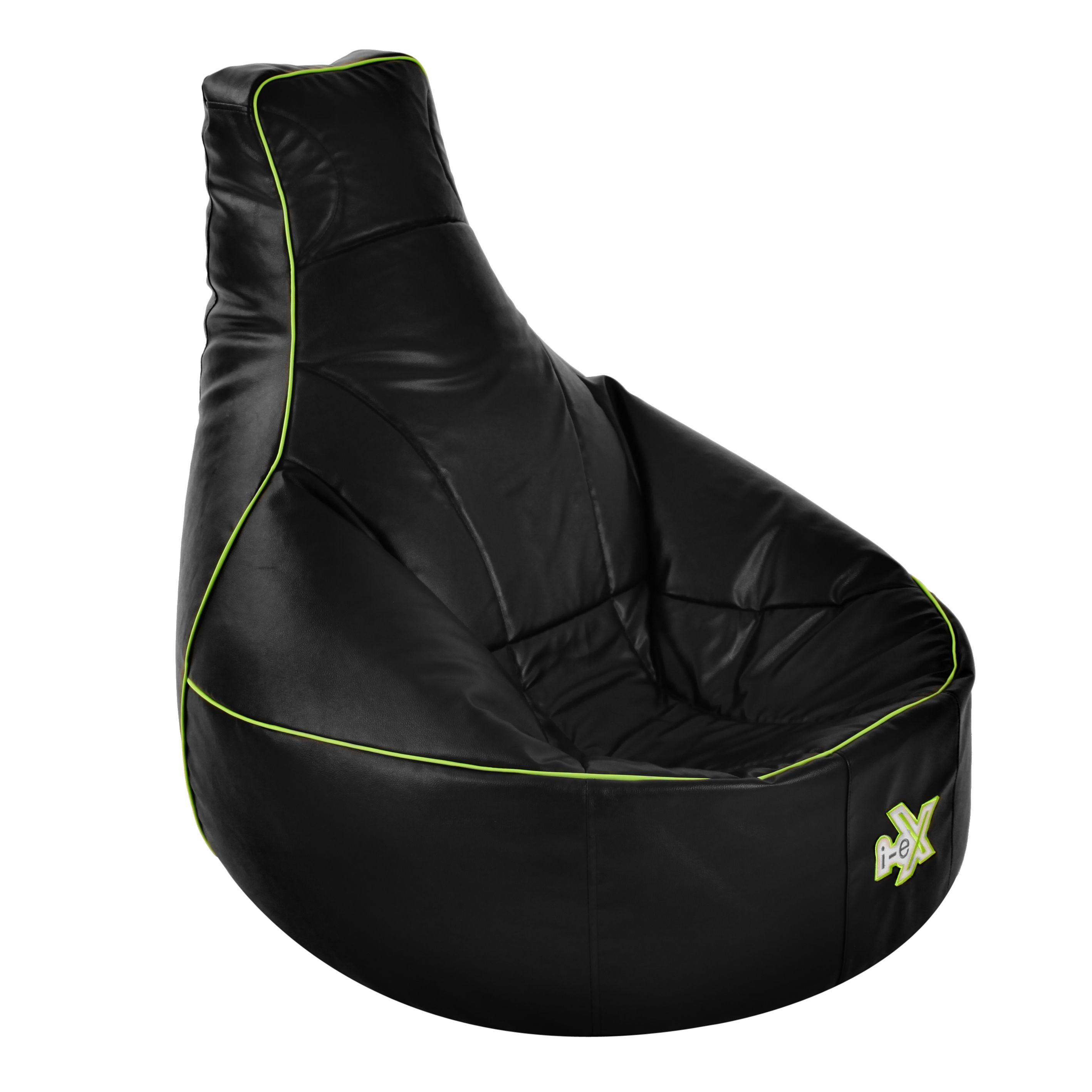 I Ex Gaming Chair Chairs Try A With Bean Filling And High Back Bag All No Pain