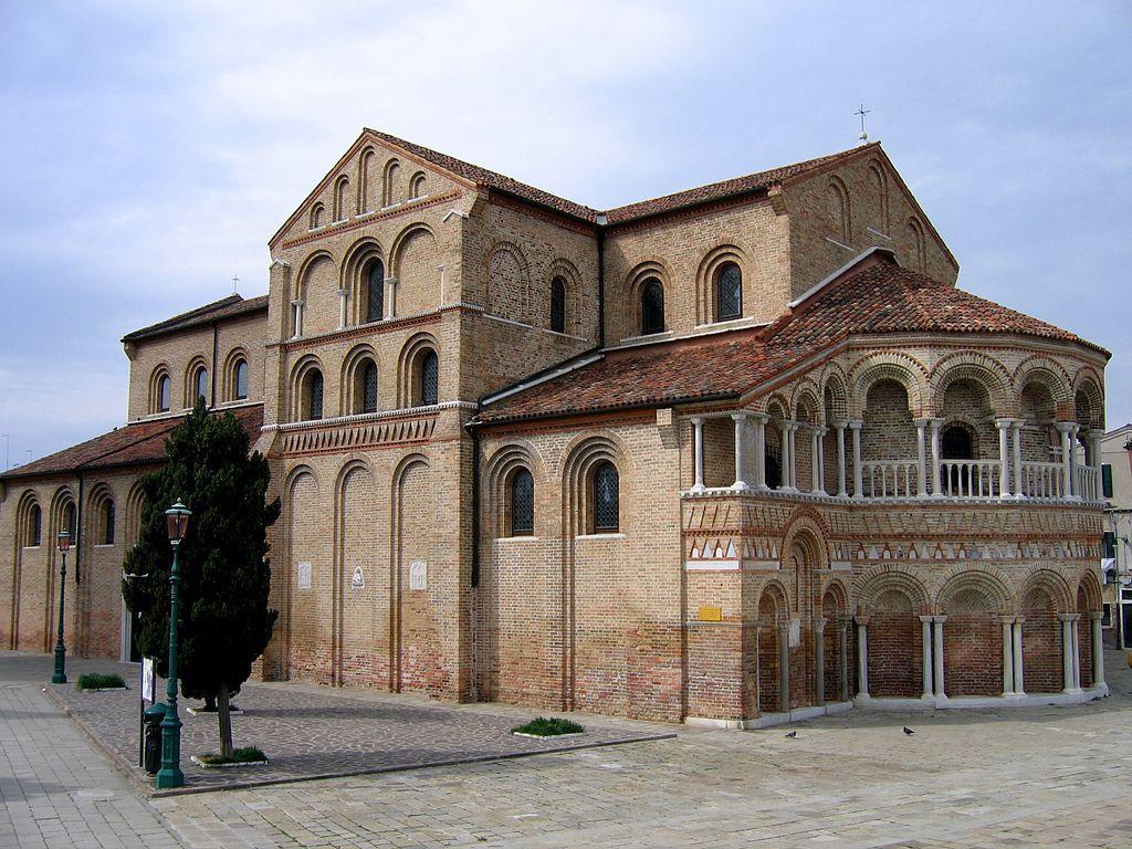 2006 - Murano - Santa Maria e San Donato - Murano - Wikipedia