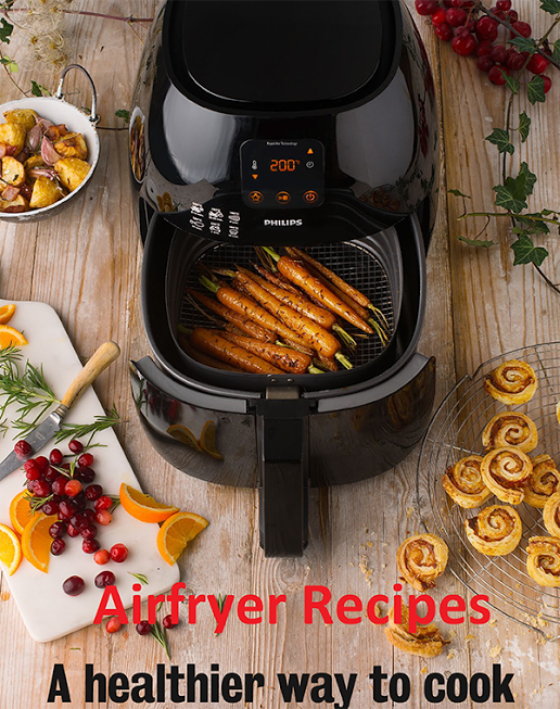 how to make cake in airfryer