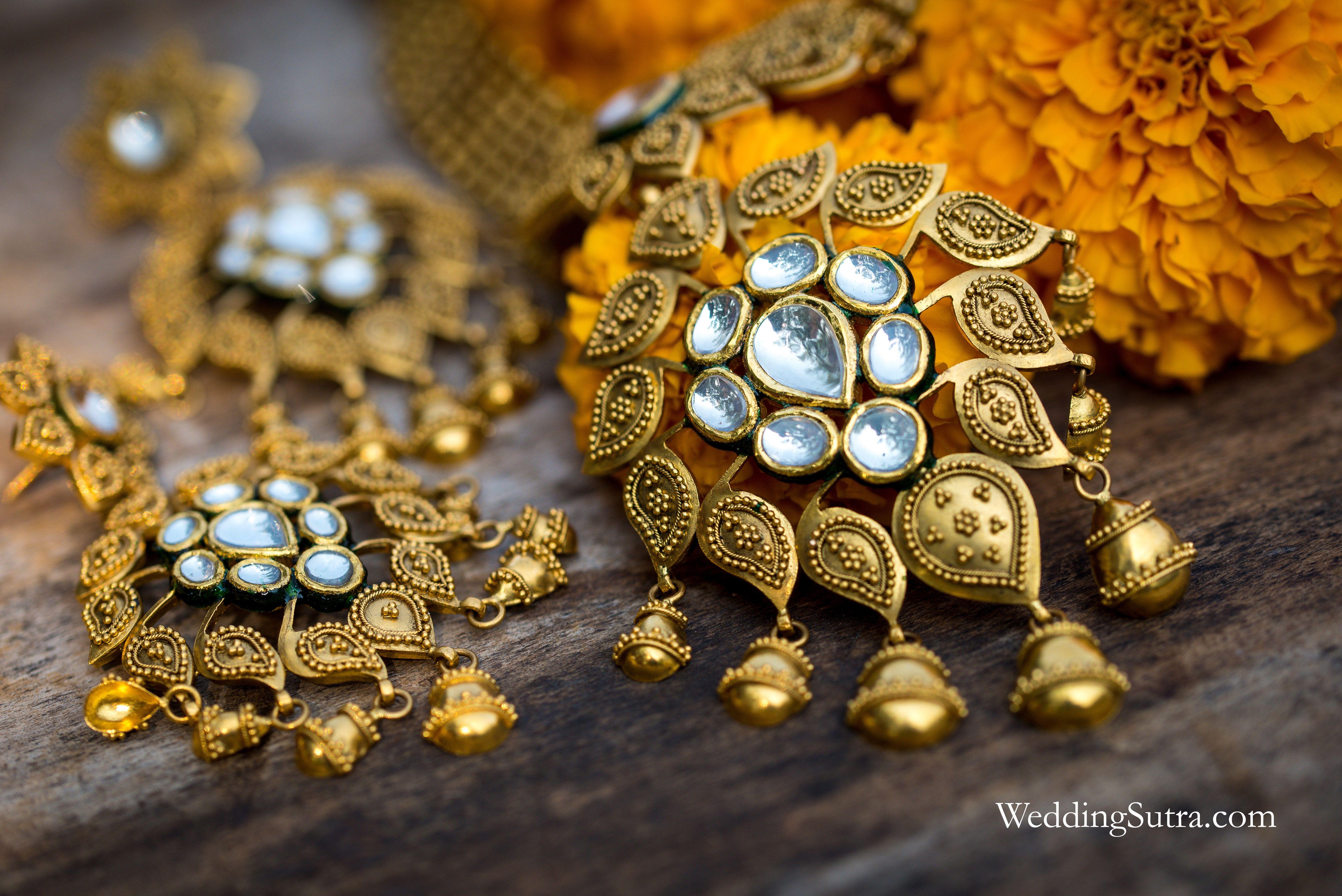 12534fe1c748a Azva, modern luxury of fine jewellery with WeddingSutra ...