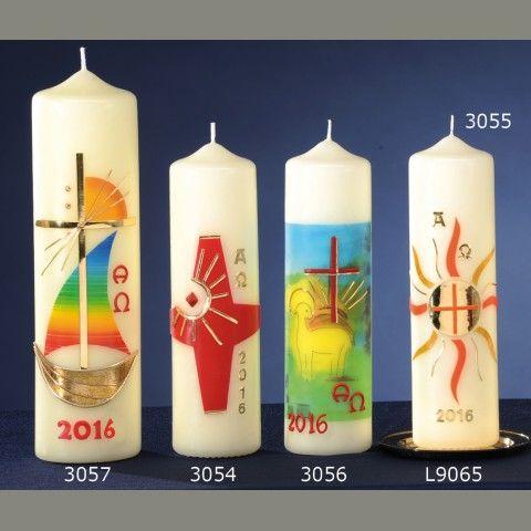 Osterkerzen Katholisch Design Und Kirchenkerzen Seit 1792
