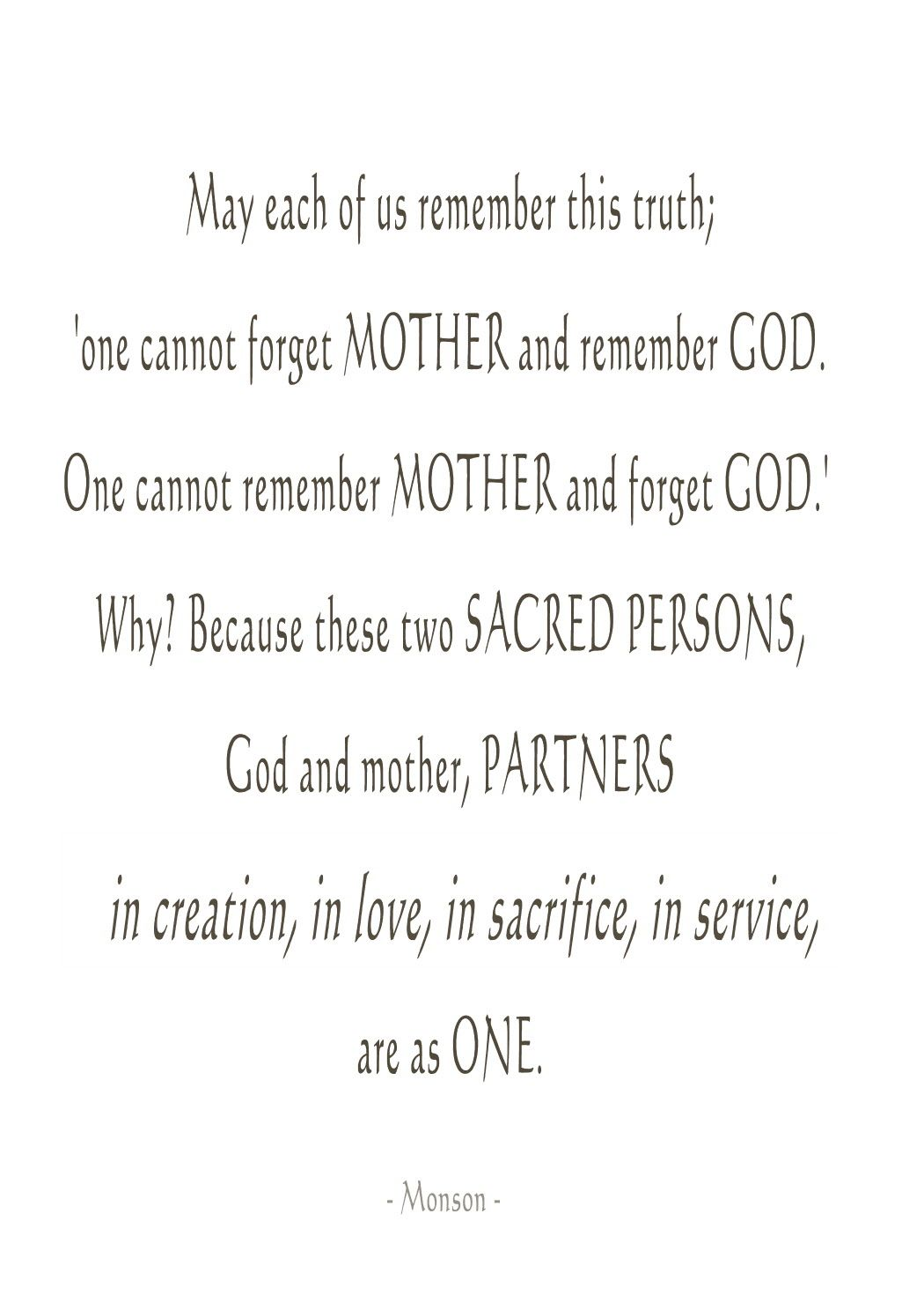 We Love You Mom Quotes Image Detail For Just Sweet And Simple Mother's Day Quotes